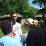 Lead and Learn Interns join interns from USFS for summer training