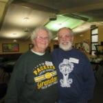 Carol Kropidlowski and Norm McLure